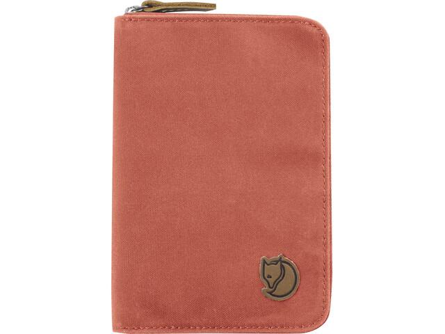 Fjällräven Passport Cartera, rosa